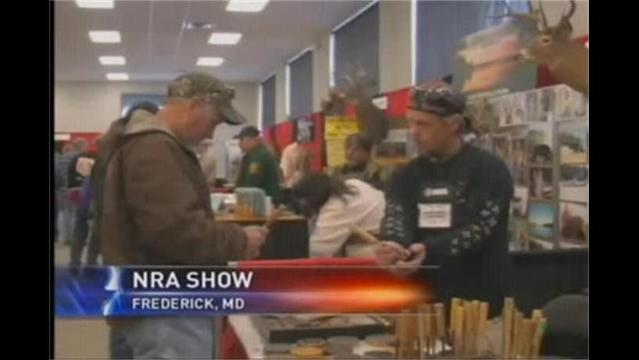 NRA's Great American Hunting and Outdoor Show in Frederick