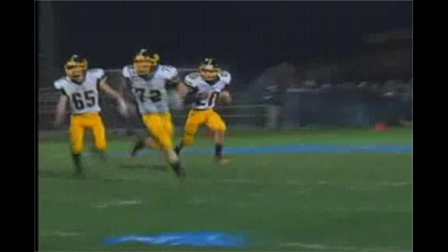 Keyser vs. Frankfort Football 10/26