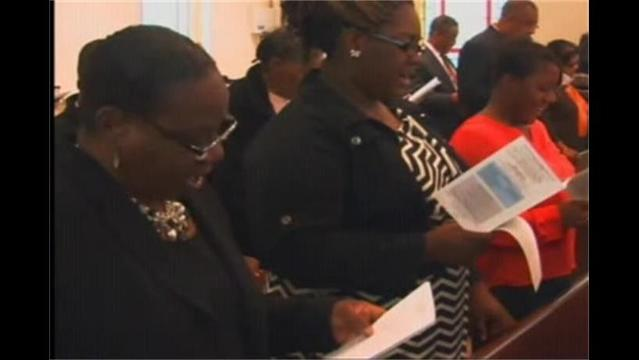 Church Started for Freed Slaves Still Packing the Pews