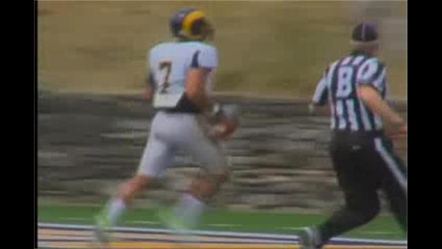 Highlights from the Shepherd Football Spring Game