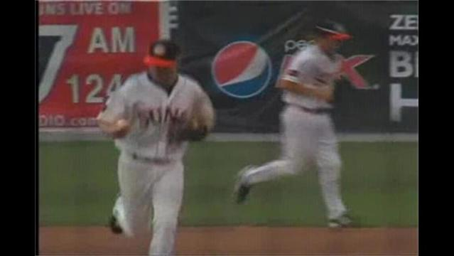 Suns Fall to Blue Claws in 2nd Half Opener, 5-3