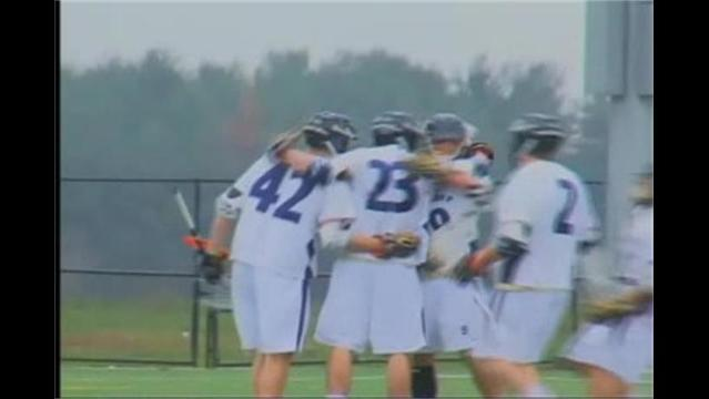 Quinnipiac defeats Mount St. Mary's in Mens Lacrosse