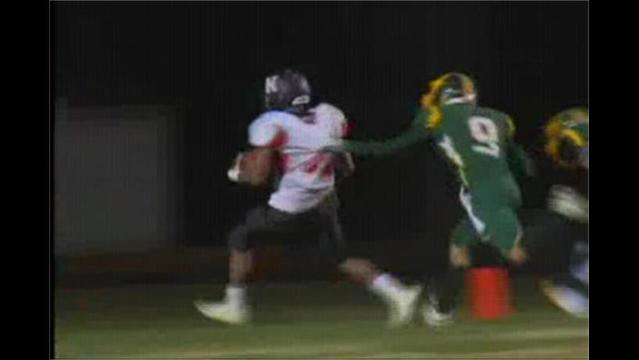 North Hagerstown vs. Seneca Valley Football 11/9