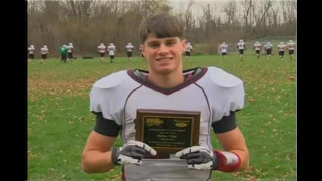 Blaine Price: Hagerstown Ford/WHAG Student Athlete of Nov.