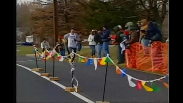 50th Anniversary of the JFK 50 Mile Run