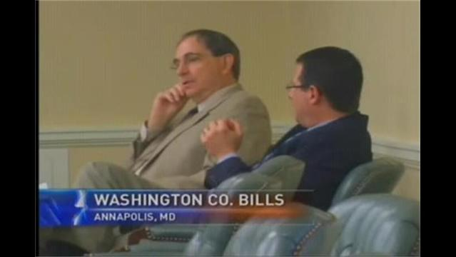 Technology, Gaming Priorities for Washington Co. Delegation