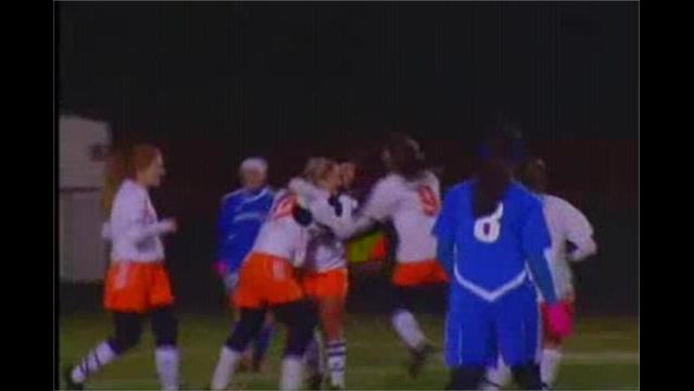 High School Soccer Playoffs 11/6