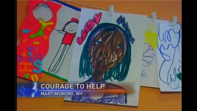 Child Advocacy Center Launches 'One For Courage'