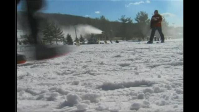 Cold Temps Make a Strong Ski Season