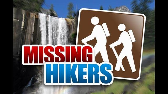 UPDATE: Frederick County Sheriff's Office Locates Missing Hikers