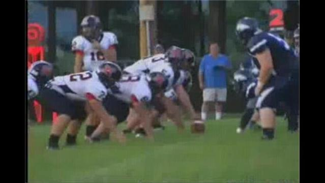 Middletown at Catoctin Football 8/31