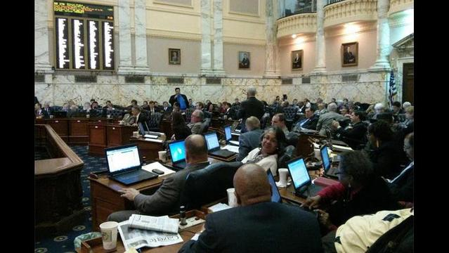 MD House of Delegates Debate Repealing Death Penalty