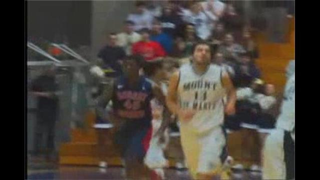Mount St. Mary's loses to Robert Morris in NEC