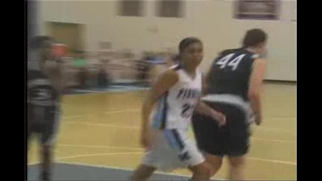 VA Region II Playoffs: Millbrook vs Potomac Falls Girls Basketball