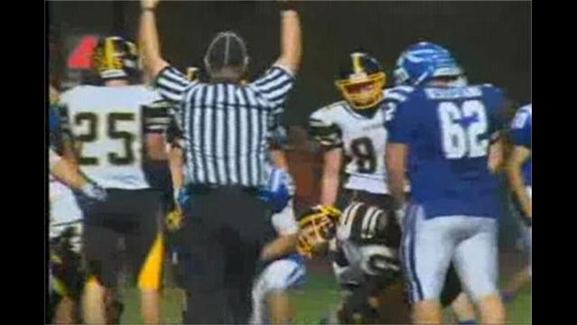 Keyser vs. Allegany Football 9/21