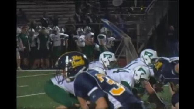 West Perry vs. Greencastle Football 10/5