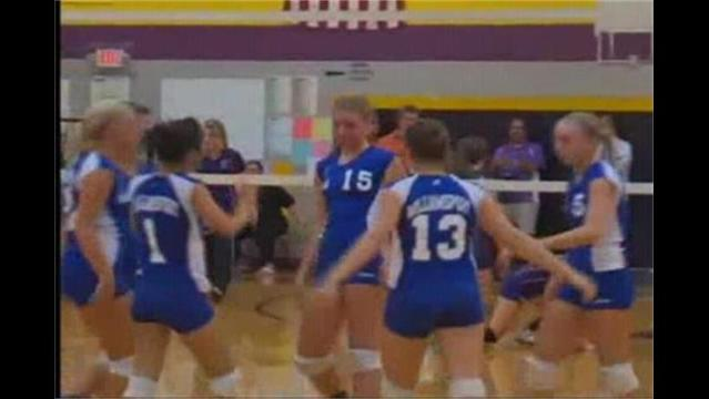 HS Volleyball 9/11/12