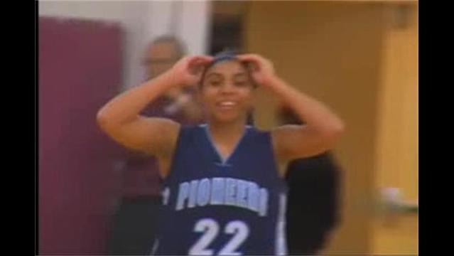 Millbrook @ Handley Girls Basketball 1/6