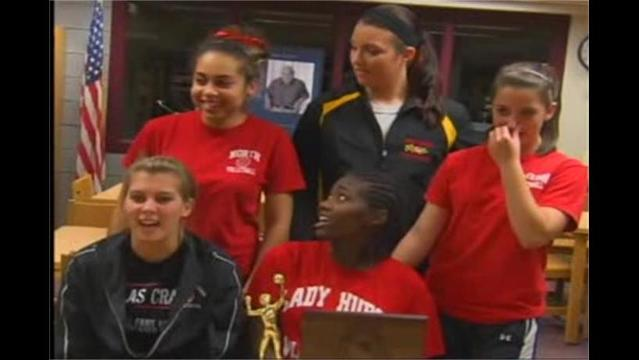 Reaction from North Hagerstown Volleyball on State Championship