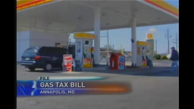 Md. Gas Tax Bill is Heard in Senate Committee
