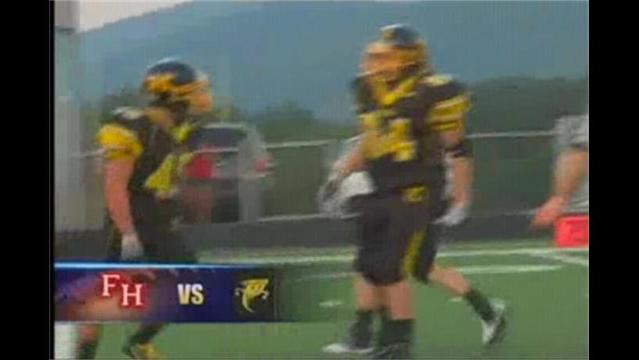 Fort Hill vs. Keyser Football 9/7