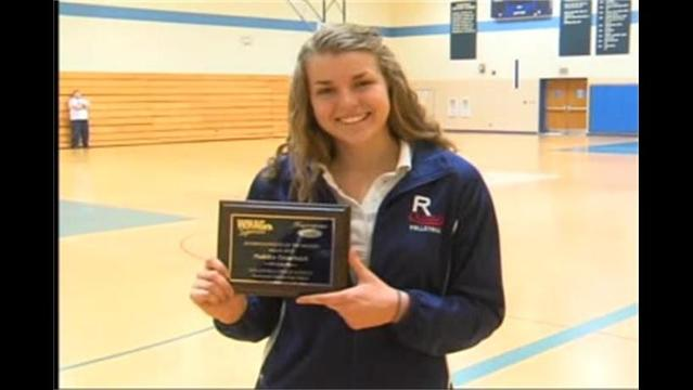 Nakita Gearhart, Hagerstown Ford/WHAG Female Student Athlete, March
