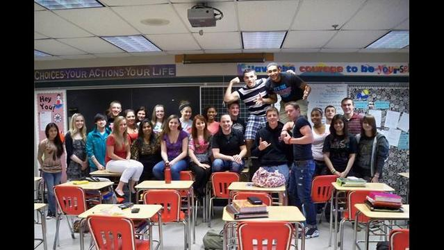 Braggin Rights: North Hagerstown High School: Ms. Kimberly O'Kane's Classes