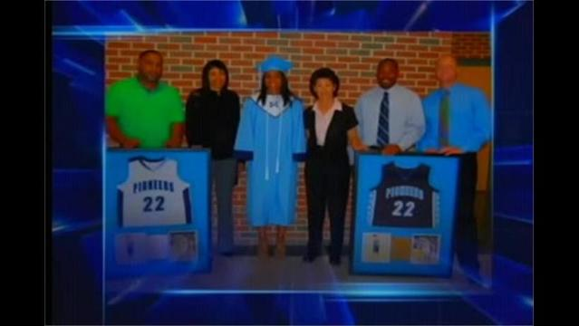 Millbrook's Green Gets Jersey Retired, Team Gets Rings