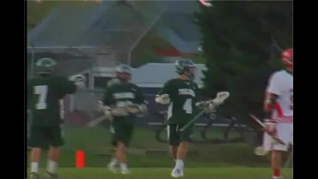 Tuscarora defeats T.J. in Piedmont Lacrosse 4/10