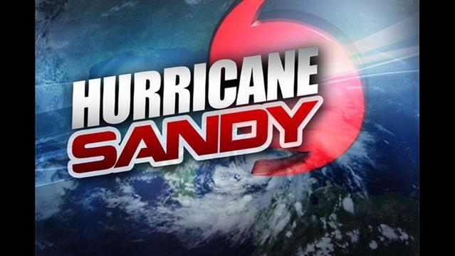 Residents Are Urged To Prepare Now For The Effects of Hurricane Sandy