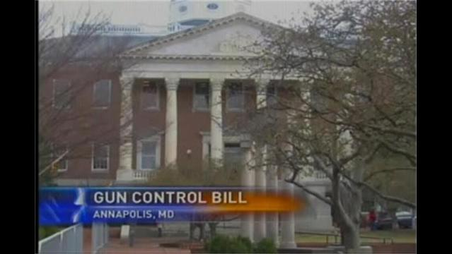 UPDATE: Gun Control Bill Passes House Committee