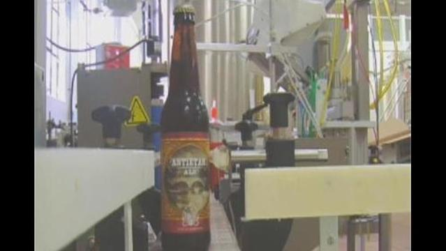 Civil War Beer Taps into History
