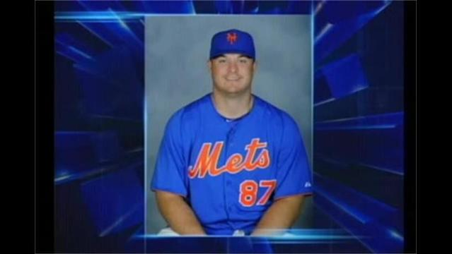 Mercersburg Academy's Josh Edgin promoted to MLB's NY Mets