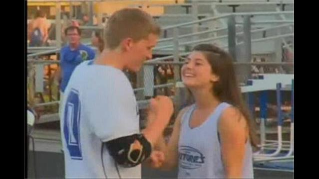 High School Lacrosse: Senior Night, Prom Proposal All In One