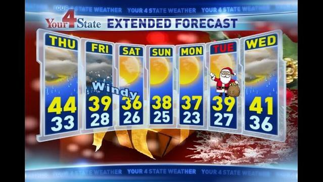 Winter Storm Warning: Bryan's Wednesday Evening Forecast: 12/19/12