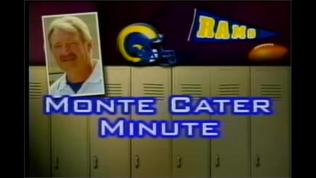 Monte Cater Minute 10/24