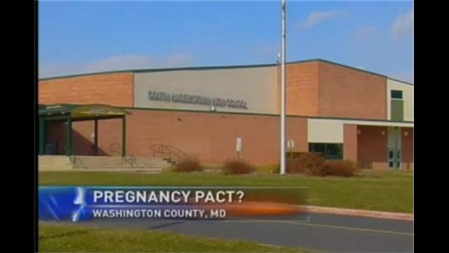 Washington County Teens Planned to Get Pregnant
