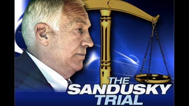 Sandusky Makes Statement Before Sentencing