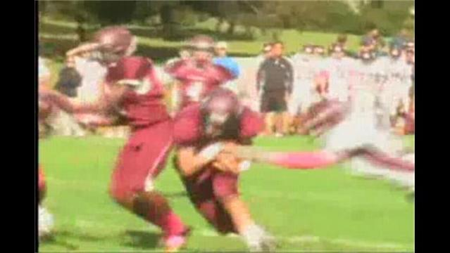 High School Football: St. James Falls to Sidwell, 34-23