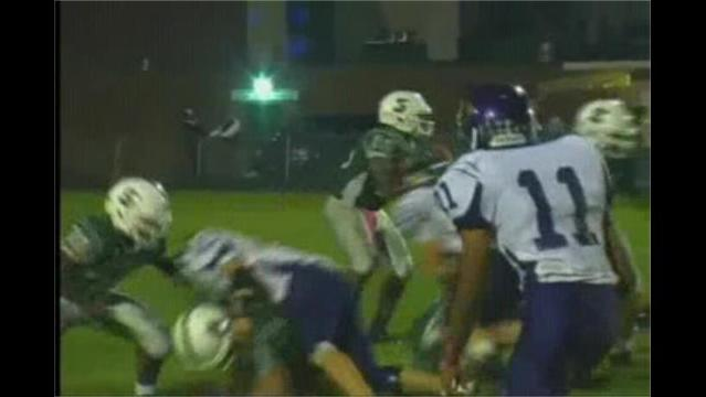 Smithsburg vs. South Hagerstown Football 10/5