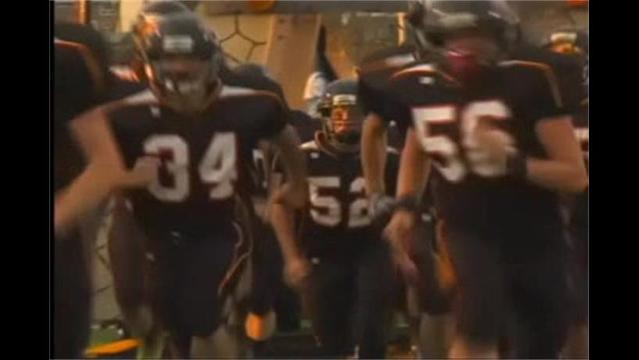 #8 Allegany vs. Mt. Ridge Football 9/17