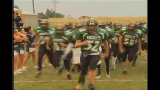Reading Central Catholic vs. James Buchanan Football 9/3