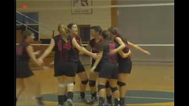 VA NW District Final: Sherando vs. James Wood Volleyball 11/3