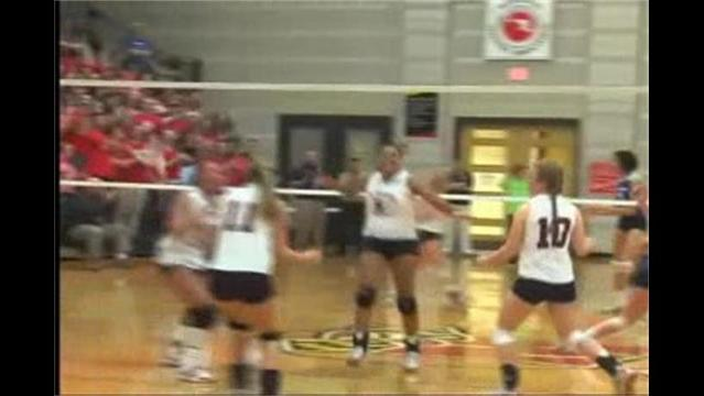 Thomas Johnson vs. Sherwood Volleyball 11/23