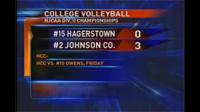 HCC Volleyball Loses Tournament Opener