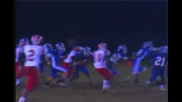 North Hagerstown at #5 Boonsboro 10/28