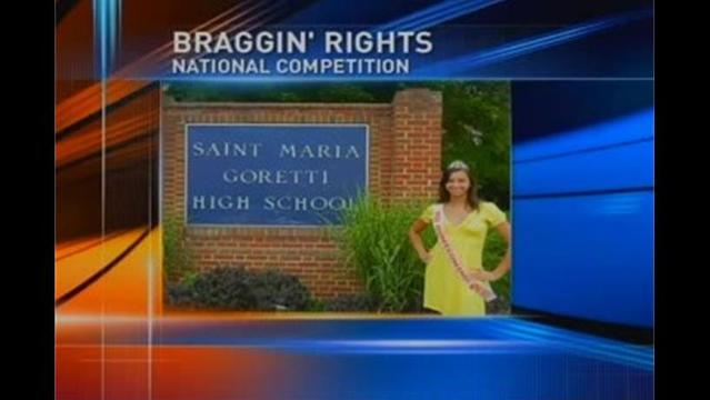 Braggin Rights - Maria Jones