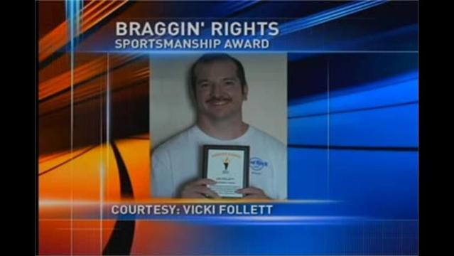 Braggin' Rights - Lee Follett