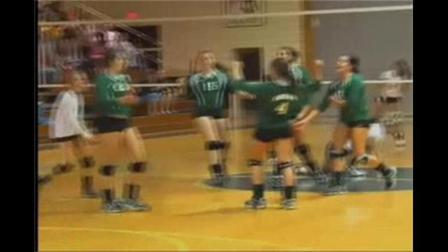 James Wood at Musselman Volleyball 9/15