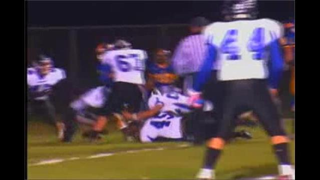 Williamsport at Clear Spring Football 11/4
